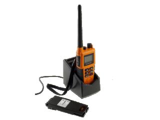 R5 GMDSS VHF Handheld Radio - pack A