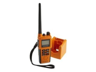 RÁDIO PORTÁTIL DE VHF DE EMERGÊNCIA GMDSS R5 - PACK B