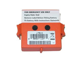 Bateria de lítio LTB2:O, laranja; para R1 (AX30)