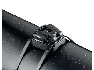 Suporte de Montagem em tubo de maior diâmetro c/braçadeiras ROKK Mini