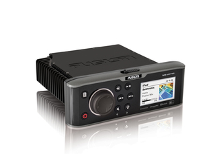 MS-UD750 - Marine Entertainment System with Internal UNI-Dock w/ Color LCD