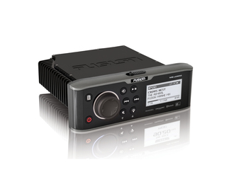 MS-UD650 - Marine Entertainment System with Internal UNI-Dock & Monochrome LCD