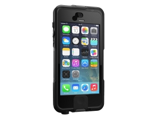 Basalt (Black) - Waterproof Case for iPhone 5/5s