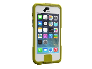 Juniper (Green) - Waterproof Case for iPhone 5/5s