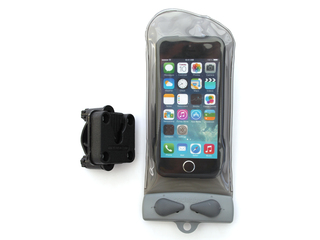 Mini Bike 110 - Waterproof Bike-Mount Case for up to iPhone 6 and Similar