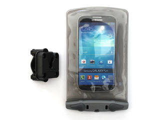 Small Bike 350 - Waterproof Bike-Mount Case for Samsung Galaxy S and Similar