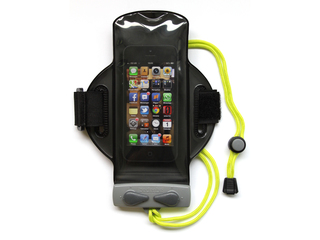 Small Armband Case 216 - Waterproof Case with Velcro Armband
