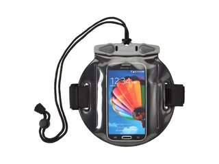 Medium Armband Case 217 - Waterproof Case with Velcro Armband