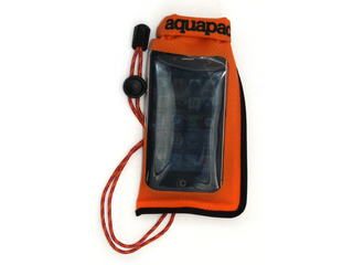 'Stormproof' Protective Phone Case Orange