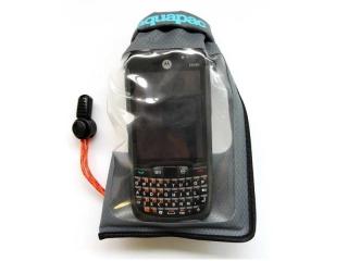 Bolsa à prova de água Small Stormproof Phone Case - Cinzenta