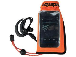 Stormproof iPod Case Orange – Waterproof pouch for iPod