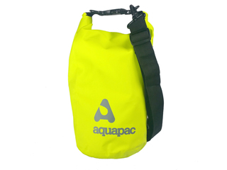 TrailProof Drybag 731 - 7 litre Waterproof Green Drybag w/Shoulder Strap