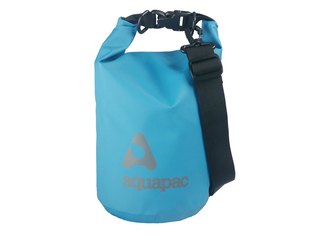 TrailProof Drybag 732 - 7 litre Waterproof Blue Drybag w/ Shoulder Strap