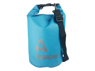 TrailProof Drybag 734 - 15 litre Waterproof Blue Drybag w/Shoulder Strap
