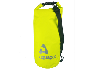 TrailProof Drybag 735 - 25 litre Waterproof Green Drybag w/Shoulder Strap
