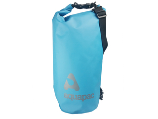 TrailProof Drybag - 25 litre Waterproof Blue Drybag w/Shoulder Strap