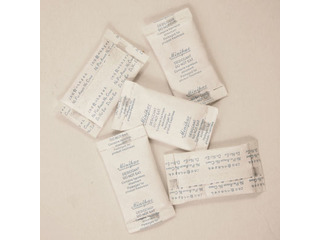 Pack com 5 saquetas dissecantes