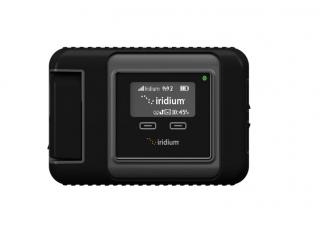 IRIDIUM GO - HotSpot Portátil p/ Comunicações Satélite