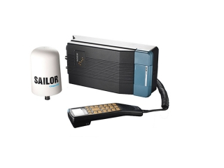 SAILOR SC4000 Iridium – Fixed Satellite Phone System