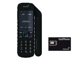 Pack IsatPhone2 c/cartão Sim e Voucher de 100 unidades