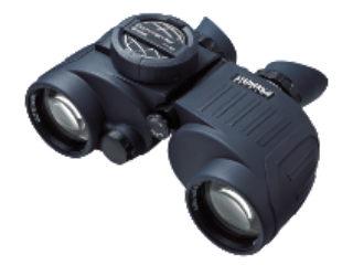 Commander Global 7x50c - Marine Binocular with Compass