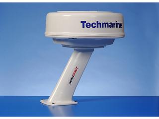 Suporte fixo (350mm) para antenas de radar - PT2002