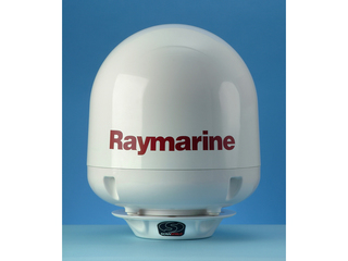 SC45R - Kit c/Base p/ Antenas Raymarine STV45 / Intellian i4