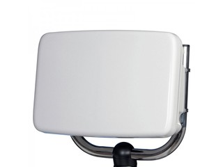 SPH‐15D‐W - Helm Pod Branco p/ Displays de 15