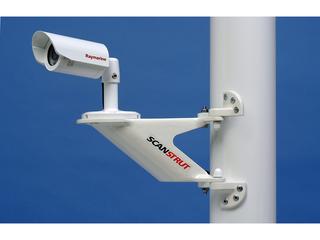 Suporte para mastro para câmaras térmicas - CAM-MM-01