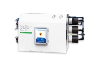 Sailor S 3/40 – 400V AC | 350 liter/hour & 8400 liter/day Watermaker