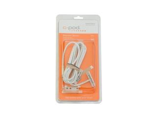 Sensor Magnético USB c/6 mts de cabo; Branco