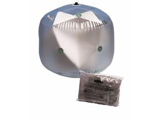 Refletor passivo insuflável de Radar EM AO3I