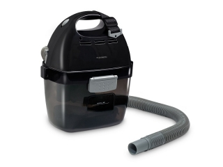 PowerVac PV 100 - Wet and Dry Vacuum Cleaner w/ a 12V Rechargeable Battery