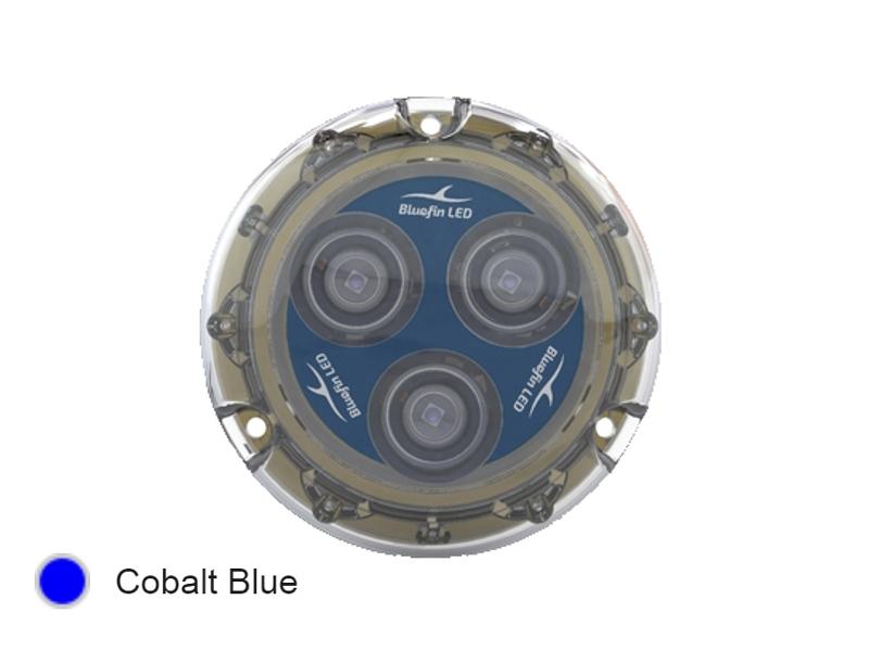 Piranha P3 SM Cobalt Blue - LED Underwater Boat Light