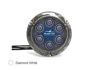 Piranha P6 NITRO SM 12v Diamond White – 3200 Lumens Underwater Boat Light