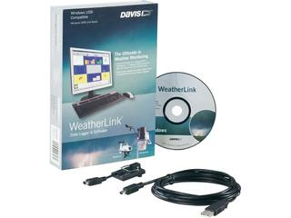 Software WeatherLink para Estações Vantage Pro2 com porta USB
