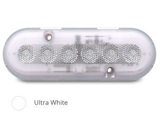 M6 Gen2 Mast Ultra White – 660 Lumen Surface Mount LED Light