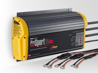 ProSport 20 Plus - 12V | 20A Battery Charger