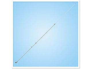 Antena de comunicações SSB em fibra de vidro 393