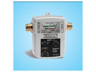 Medidor de potência recebida/transmitida rádio VHF VSWR