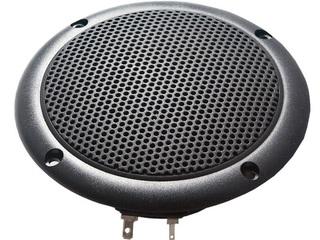 """FR 10 WP – 4 Ohm, 4"""" Waterproof Black Speaker"""