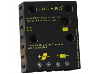 SR60UL – Solar Charge Controller