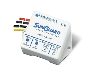 SunGuard SG-4 – 12V, 4.5 A, 75Wp MorningStar Charge Controller