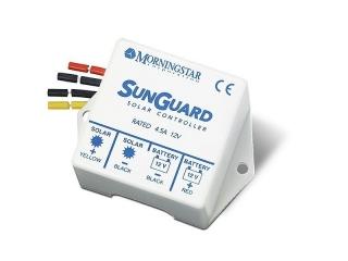 Sunguard SG 4 - Controlador de carga