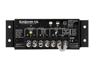 Controlador de carga SunSaver 10, 24V