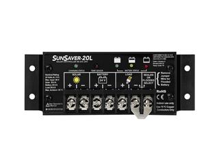 Controlador de carga SunSaver 20, 24V