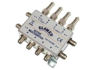 V9191 - Multiswitch Ativo para Antenas V9804 e V9104