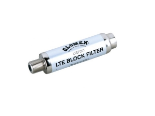 LTEF001 - LTE/4G inline filter for DVBT TV antennas