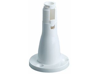 V9175 - Suporte Universal  nylon reforçado p/antenas e extensões para montagem vertical.