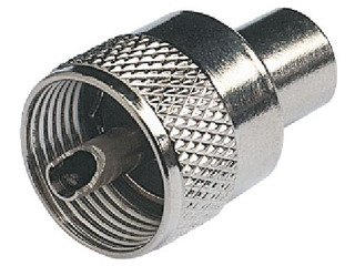 RA132 - Connector PL259 MALE for RG58/U Cable (VHF/CB)